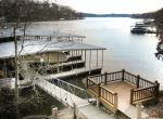 Marina has two large commercial steel / concrete docks on Deep Water Cove at Lake of the Ozarks.