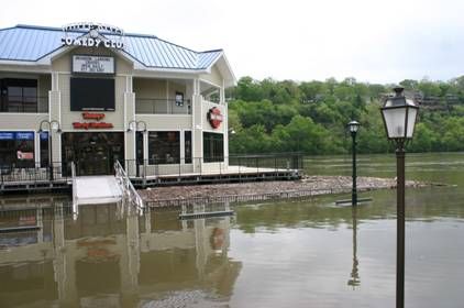 Branson mo flood 2011 table rock and taneycomo flooding presented by