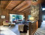 The main lodge will sleep up to 12 with 3 bedrooms and two baths.  Request for reservations for are in very high demand.