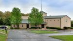 The church sits on 9.75 acres with ample asphalt parking, playground, fire pit and is partially fenced.