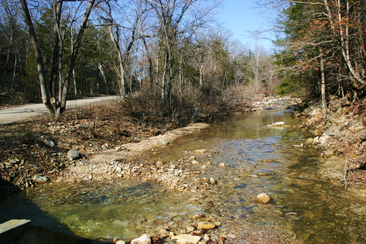 Elbow ranch 3500 acres 30 minutes from branson mo for Ceader creek